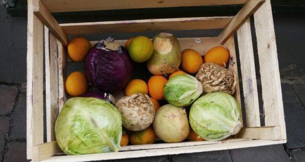 В Симферополе обворовали предпринимателя - украли овощи