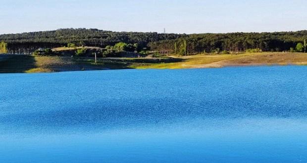В водохранилищах Симферополя уже свыше 18 миллионов кубометров воды