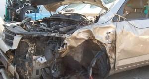 Смертельное ДТП в Джанкойском районе: погиб водитель «Тойоты»