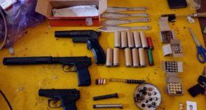 В Севастополе задержан подпольный оружейник