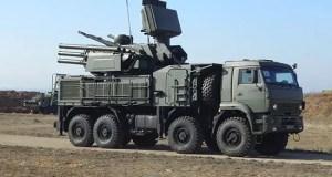 В Крыму состоялось учение по поиску и уничтожению воздушной цели с боевыми расчётами ЗРПК «Панцирь-С1»