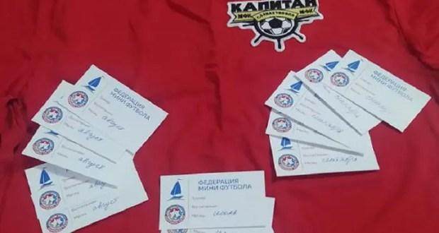 Как работает проект «Спортивное питание» Севастопольского Общественного Движения «Доброволец»