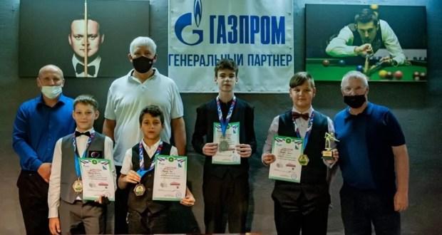 В Севастополе стали известны победители первенства России по бильярдному спорту среди спортсменов до 13 лет