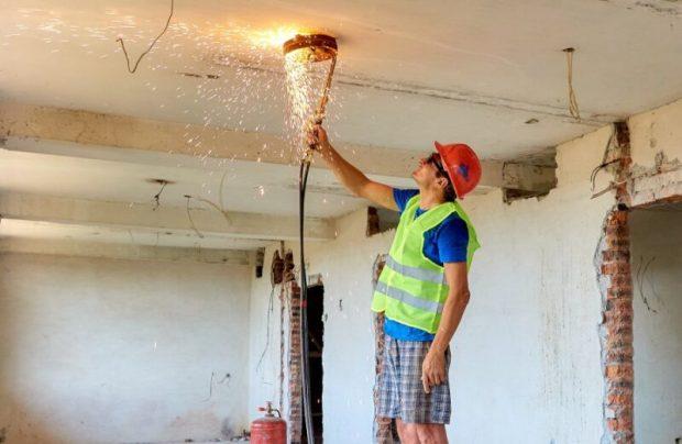 В Севастополе ремонтируют противотуберкулёзный диспансер