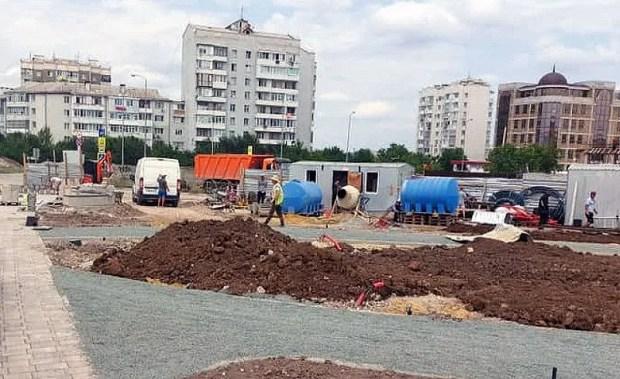 Ремонт дворов в Симферополе проверит… полиция