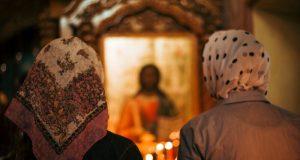 Ничего святого. В Симферополе воровка орудовала в православном храме