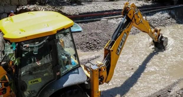 Информационная сводка о подтоплении в Керчи и Ялте. Утро 2 июля