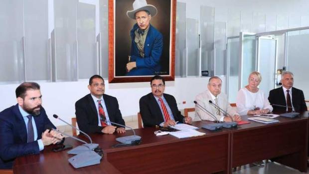 Крым и Никарагуа подписали соглашение о торгово-экономическом сотрудничестве