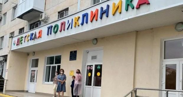 Министр здравоохранения Крыма внепланово проверил детскую поликлинику в Евпатории