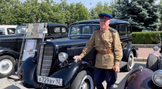 Выставка техники, награждение лучших инспекторов – как в Севастополе отметили 85-летие ГАИ - ГИБДД
