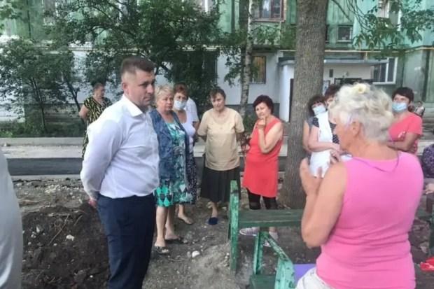 Благоустройство в Симферополе – во главе угла комфорт и безопасность горожан