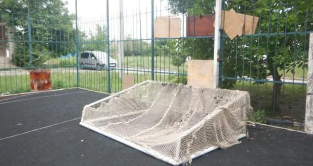 ЧП в Джанкое: на спортплощадке погиб ребенок