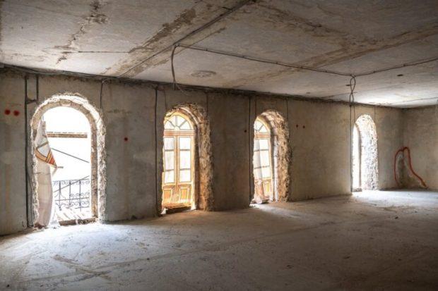 В Севастополе возобновили работы по реставрации здания Художественного музея им. М. П. Крошицкого