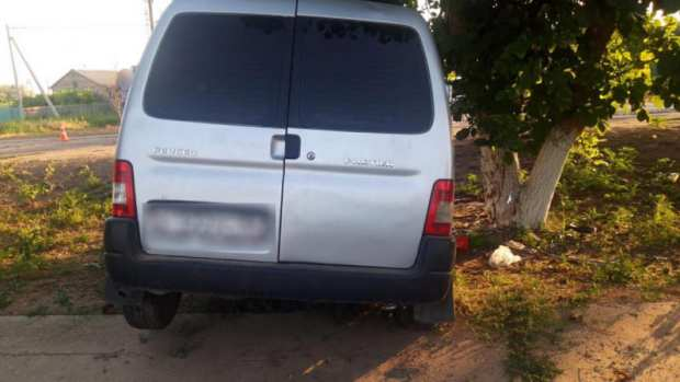Смертельное ДТП в Джанкойском районе: погиб водитель иномарки, врезавшейся в дерево