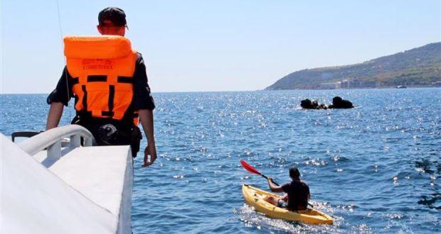 Росгвардия обеспечивает охрану акватории МДЦ «Артек»