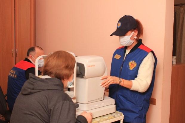 Федеральное медико-биологическое агентство России направит в Ялту сводный медицинский отряд