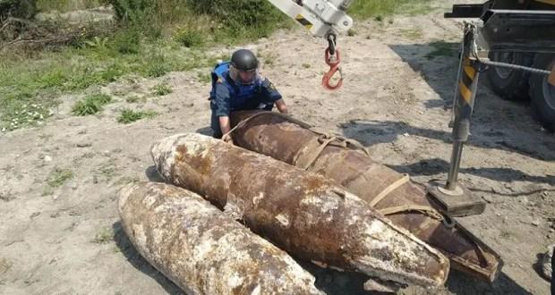 Свыше пятисот взрывоопасных предметов времен Великой Отечественной войны уничтожены на востоке Крыма