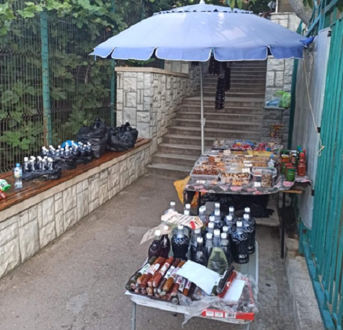 В Ялте из незаконного оборота изъято более 530 литров контрафактной алкогольной продукции