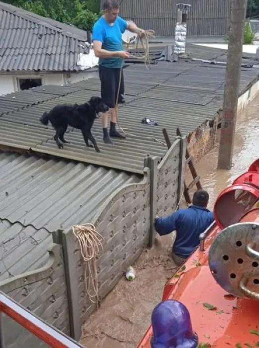 Пять домов разрушено, свыше ста – подтоплено. В Бахчисарайском районе подсчитывают ущерб от стихии