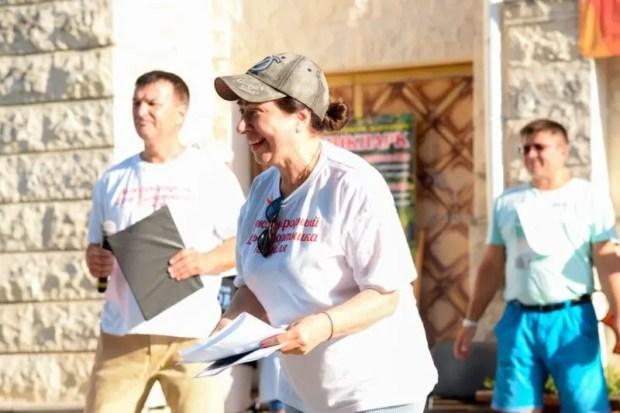 В Евпатории отметили Международный день курортника