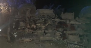 ДТП на трассе Феодосия-Коктебель. На дороге не разъехались три автомобиля
