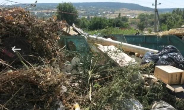 Феодосия чуть не «утонула» в мусоре. Вмешался премьер Крыма Юрий Гоцанюк