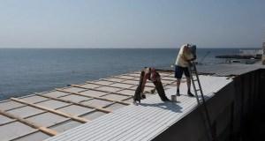 В Алупке решили снести незаконные постройки на набережной