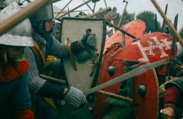 Полторы сотни рыцарей впервые воссоздадут Невскую битву на фестивале «Таврида.АРТ»