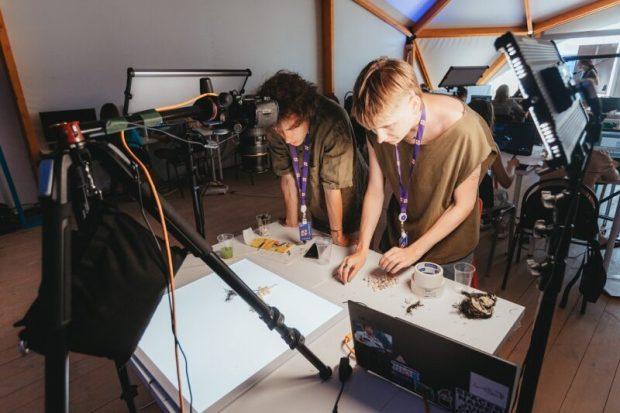 Кино, литература, анимация, диджитал-дизайн: завершился шестой образовательный заезд «Тавриды»