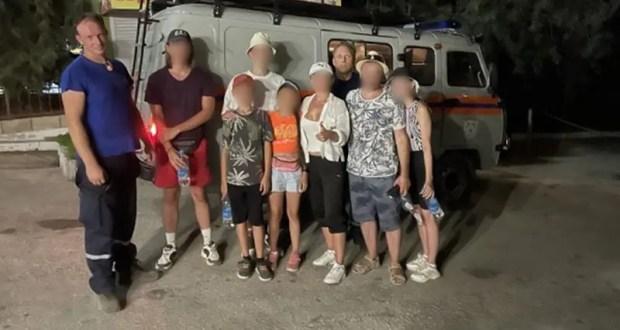 За прошедшие выходные «КРЫМ-СПАС» провел три поисково-спасательные операции