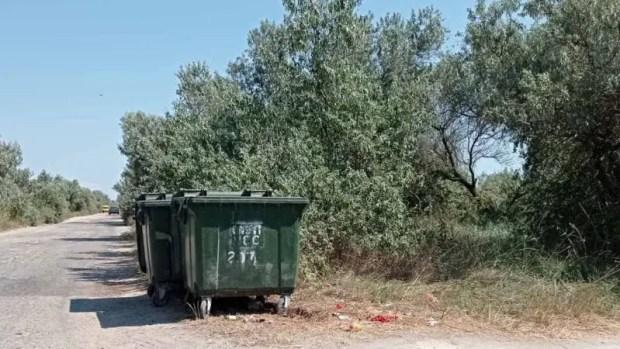 Коса Беляус полностью очищена от несанкционированных свалок бытового мусора