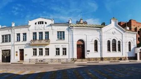 Керченский музей древностей готовится к празднику - грядут юбилейные дни