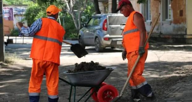 Информационная сводка о ликвидации последствий подтоплений в Керчи и Ялте. Утро 8 августа