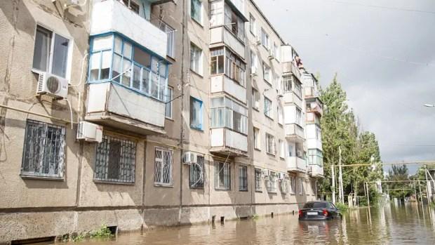 Аксёнов: ситуация на востоке Крыма контролируемая. Последствия подтопления будут устранены