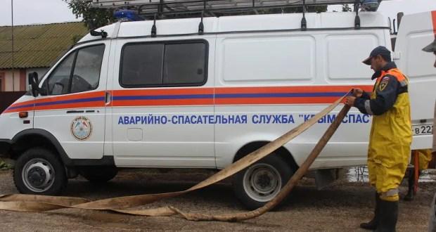 Ситуация в Керчи и Ленинском районе Крыма – испытание стихией позади