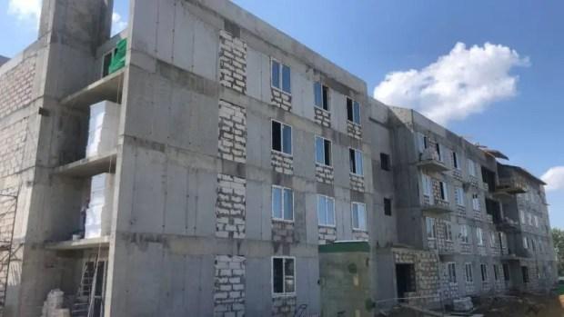Глава минстроя Крыма проинспектировал объекты в Керчи