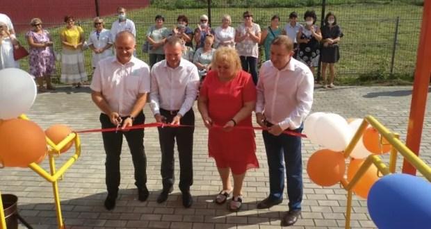 В Ленинском районе Крыма открылась новая врачебная амбулатория