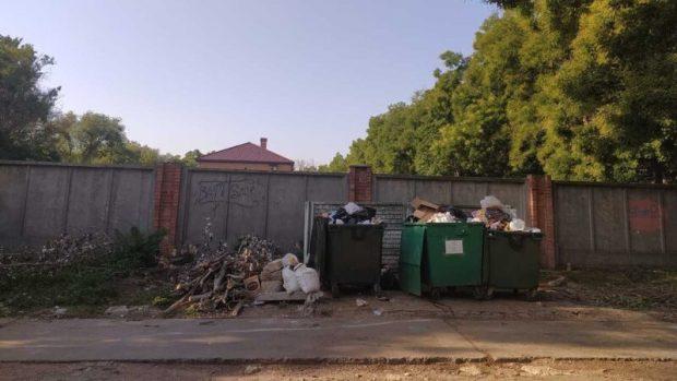 В центре внимания – санитарная очистка Керчи