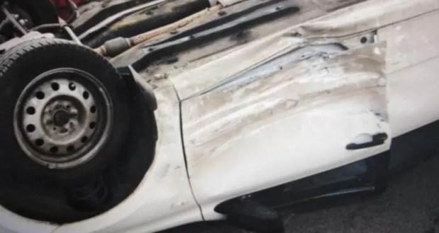 ДТП в Севастополе: дрифт в повороте обернулся дорогим ремонтом авто