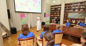 """В """"Артеке"""" стартовал IV Международный фестиваль детского анимационного кино «Аниматика»"""