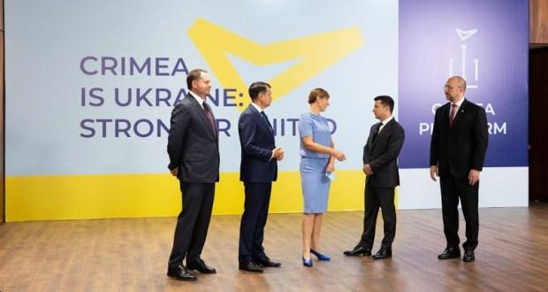 """Кремль назвал саммит """"Крымской платформы"""" крайне недружественным мероприятием"""