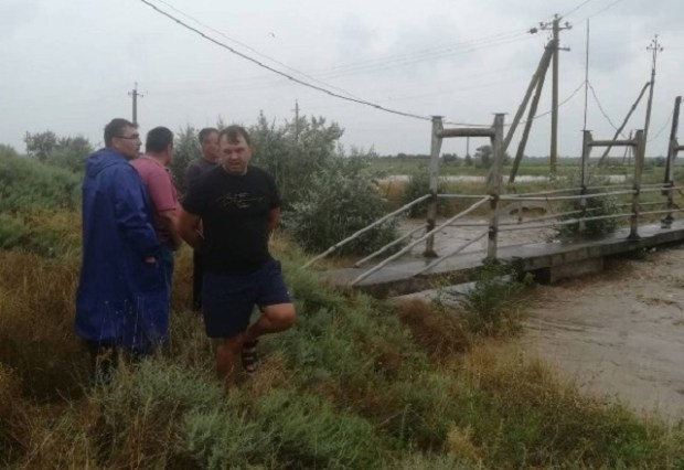 Решения по ликвидации последствий подтоплений в восточном Крыму принимаются в оперативном режиме