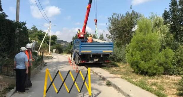 В Балаклаве ремонтируют сети наружного освещения