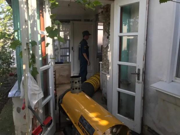 В Керчи подводят итоги ликвидации августовских подтоплений
