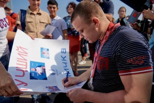 Севастопольский победитель Паралимпиады Андрей Граничка: «Это большой труд, к которому я долго шел»