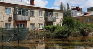 Выплаты «федеральных денег» крымчанам, чьи дома пострадали от подтоплений, стартуют 22 сентября