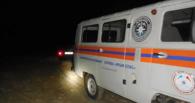 «КРЫМ-СПАС» оказал помощь упавшему в котлован с горячей водой мужчине