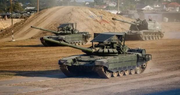 """В Севастополе подводят итоги Международного военно-технического форума """"Армия-2021"""""""