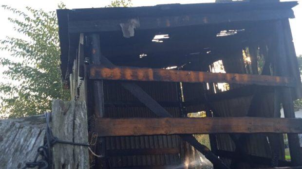 Вечерний пожар в крымском селе Токарево и еще 18 пожаров минувших суток