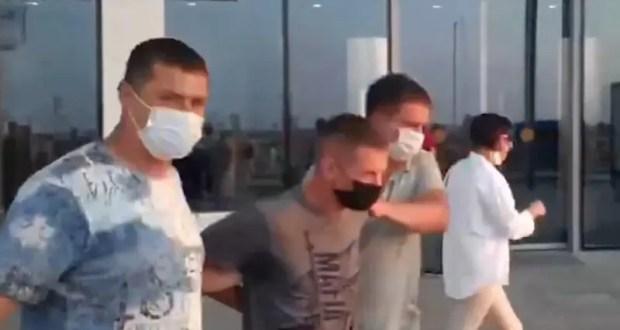 Преступник, ограбивший отделение банка в крымском поселке Орджоникидзе, задержан в Санкт-Петербурге